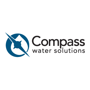 Logo Compass water solutions logo